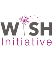 Wish Initiative Gray Magenta Website Banner V1b